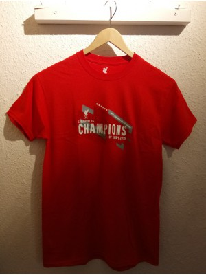 Liverpool tee - red