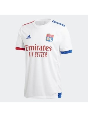 Lyon home jersey 2020/21 - by adidas