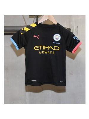 Man City away jersey 19/20 - boys