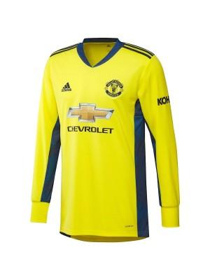 Man Utd goalie away jersey 20/21