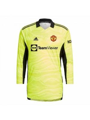 Manchester United goalie jersey 2021/22