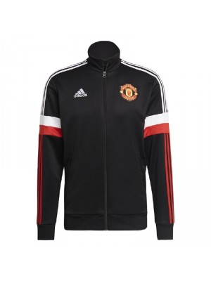 Manchester United track top 3S 2021/22 - by Adidas