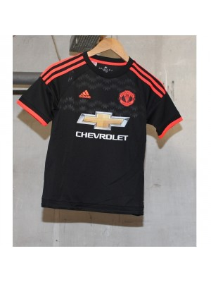 Man Utd 15/16 3rd kit - boys
