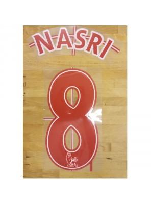 EPL printing red/white NASRI 8