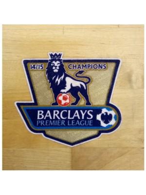 Premier League Champs sleeve badge 2014/15 replica