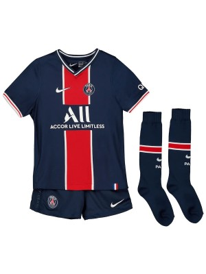 Paris SG home minikit 2020/21 little boys