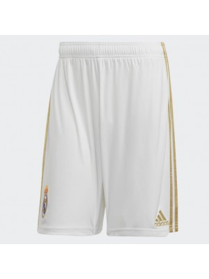 Real Madrid home shorts - men's