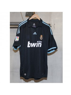 Real Madrid 09/10 away kit