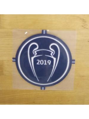 UEFA StarBall UCL Winners 2019 Sleeve Badge - adult