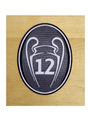 UEFA Badge of Honors BoH 12 Cups - adults