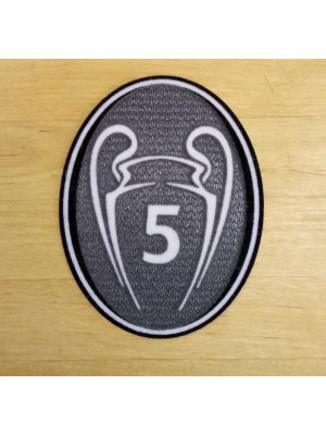 UEFA Badge of Honors BoH 5 Cups - adults