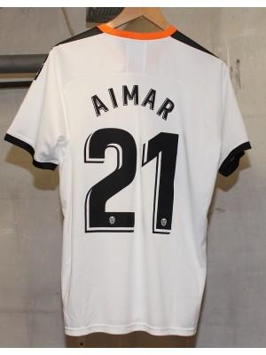 Valencia home kit - Aimar 21 printing