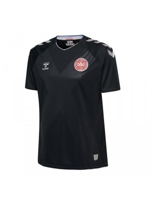 Denmark goalie jersey youth - black