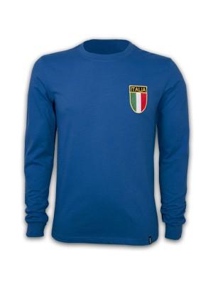 Italy 1970's Long Sleeve Retro Shirt