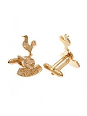 Tottenham Hotspur FC Gold Plated Cufflinks