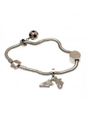 Everton FC Charm Bracelet