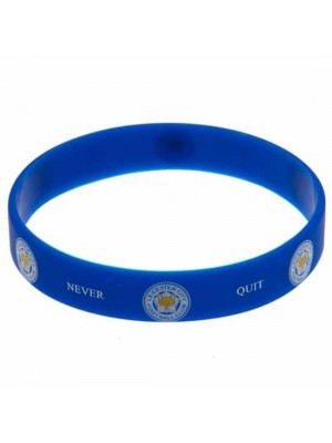 Leicester City FC Silicone Wristband