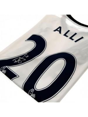 Tottenham Hotspur FC Dele Alli Signed Shirt