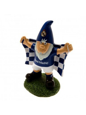 Real Madrid FC Garden Gnome