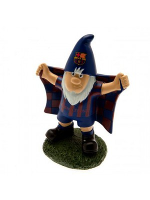 FC Barcelona Garden Gnome