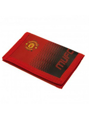 Manchester United FC Nylon Wallet