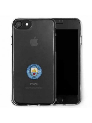 Manchester City FC iPhone 7 / 8 TPU Case