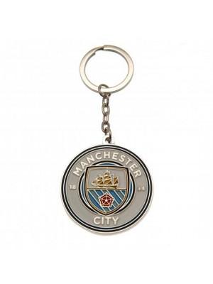 Manchester City FC Keyring