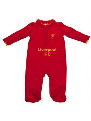 Liverpool FC Sleepsuit 12/18 Months GD