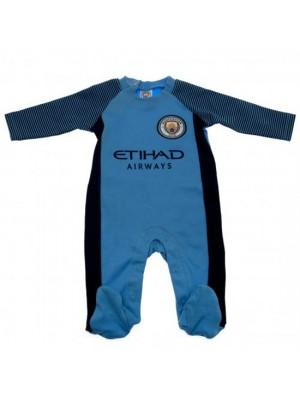 Manchester City FC Sleepsuit 9/12 Months ST