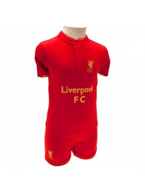 Liverpool FC Shirt & Short Set 9/12 Months GD