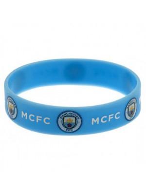 Manchester City FC Silicone Wristband
