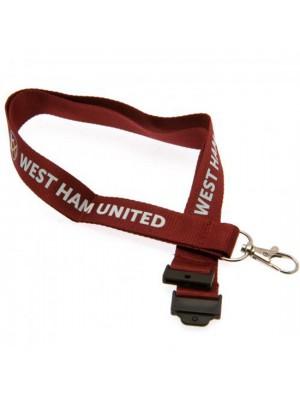West Ham United FC Lanyard
