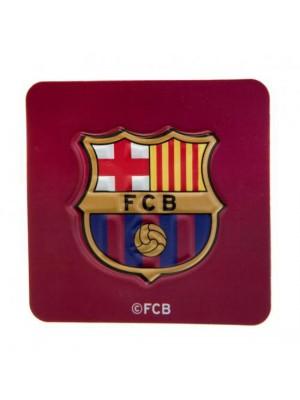 FC Barcelona Fridge Magnet SQ