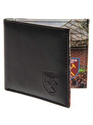 West Ham United FC Panoramic Wallet