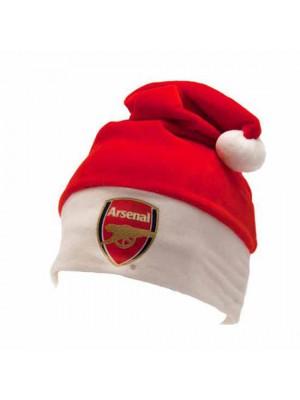 Arsenal FC Santa Hat