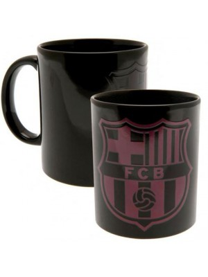 FC Barcelona Heat Changing Mug