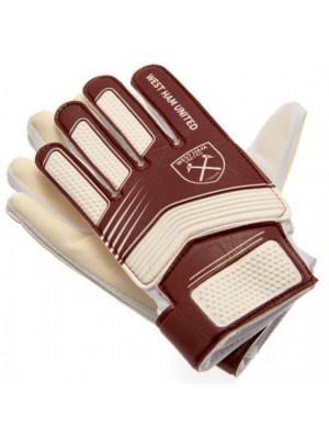 West Ham United FC Goalkeeper Gloves Kids