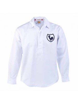 Tottenham Hotspur 1940s-50s Retro Football Shirt