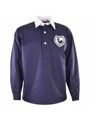Tottenham Hotspur 1940s-50s Away Retro Football Shirt