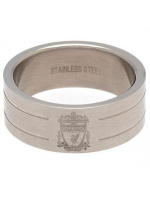 Liverpool FC Stripe Ring Small