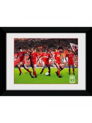 Liverpool FC Picture Legends 16 x 12