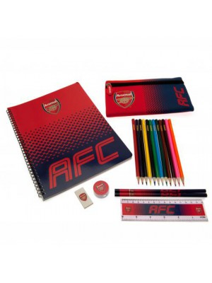 Arsenal FC Ultimate Stationery Set FD