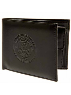 Manchester City FC Debossed Wallet