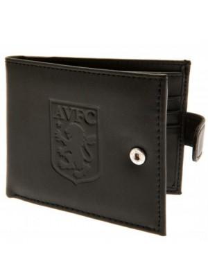 Aston Villa FC rfid Anti Fraud Wallet