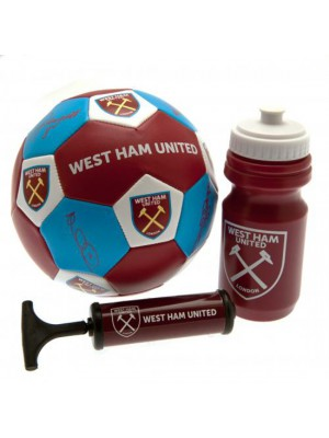 West Ham United FC Football Set
