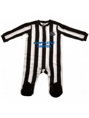 Newcastle United FC Sleepsuit 3/6 Months ST