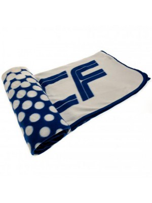 Real Madrid FC Fleece Blanket FD