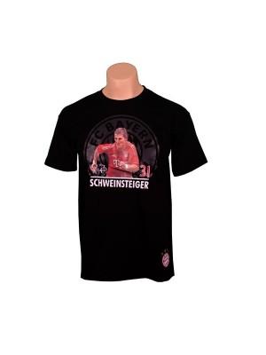 Bayern tee - schweinsteiger 31