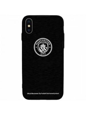Manchester City FC iPhone X Aluminium Case