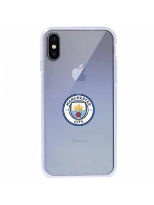 Manchester City FC iPhone X TPU Case
